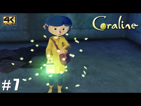 Coraline - Wii Gameplay Playthrough 4k 2160p (DOLPHIN) PART 7