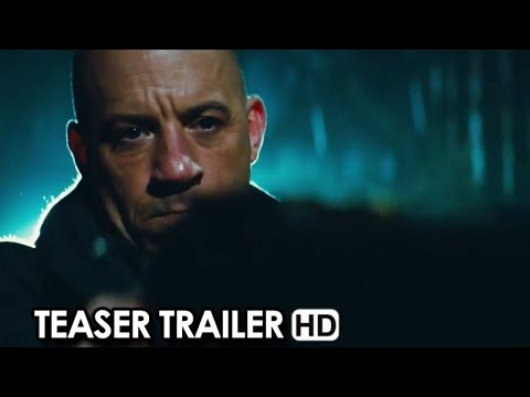 The Last Witch Hunter Official Teaser Trailer (2015) - Vin Diesel HD