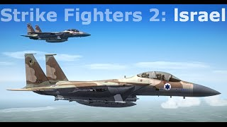 Strike Fighters 2 gameplay #1!!!