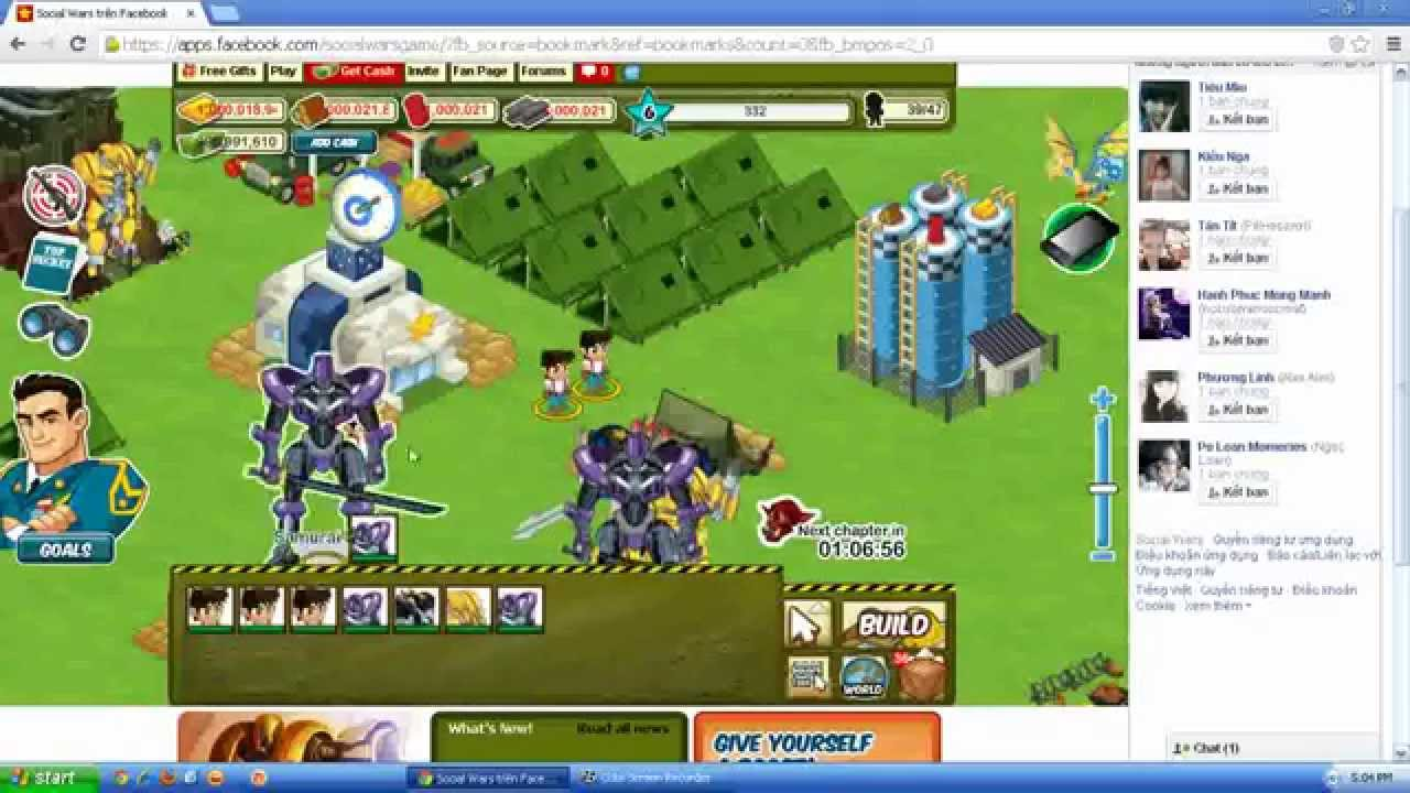 Hack game fakebook – hack game social wars