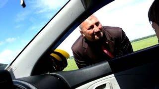 видео Как правильно себя вести при автоподставе
