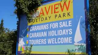 Touring and Camping at Seaview Holiday Park 2017