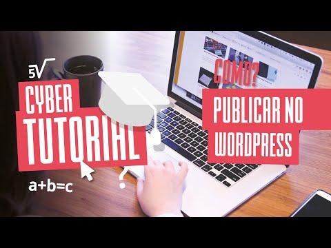 Papo de Goblin - Tutorial de Post no WordPress thumbnail