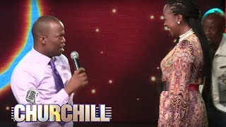 Mc Jessy And Dr Ojiambo Miss Kenya U.S.A