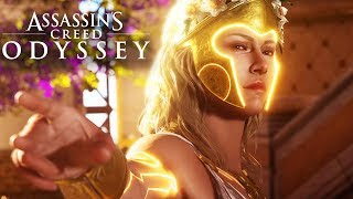 Assassin's Creed Odyssey FATE OF ATLANTIS Ep. 1 All Cutscenes (Game Movie) Fields of Elysium