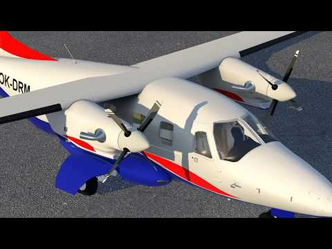 X-Plane Adventures: A letter to John, the  Developer for EV-55