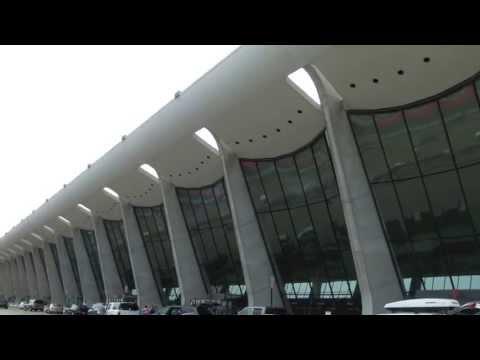 Washington Dulles International Airport Terminal