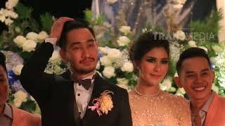 JANJI SUCI - Mengharukan  Billy Pingsan Di Pernikahan Jeje  Syahnaz 22418 Part 3