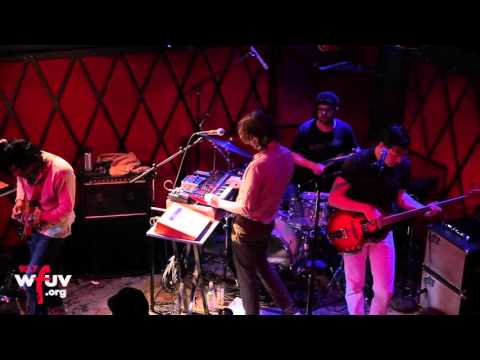 """Yeasayer - """"Dead Sea Scrolls"""" (Live at Rockwood Music Hall)"""