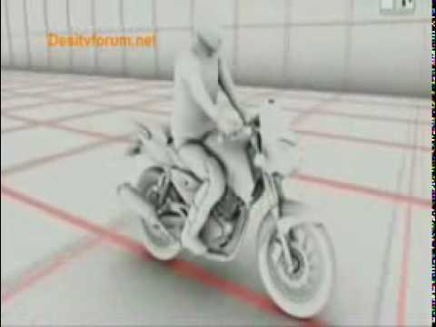 YouTube  How To Do A Stoppie    MTV Pulsar Stunt Mania