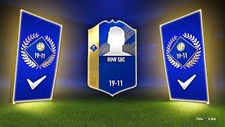 INSANE TOTS PACK! - RoW TRADABLE TOTS SBC! (19-11) - FIFA 18 Ultimate Team