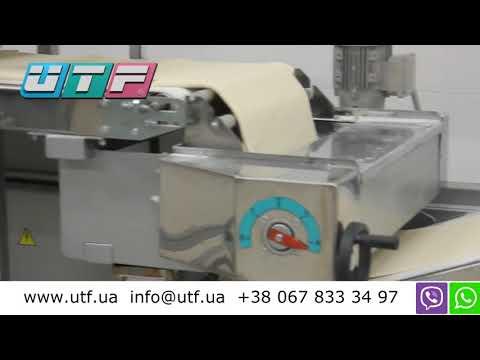 Լավաշի արտադրության ավտոմատ գիծ: Автоматическая линии для производства лаваша.