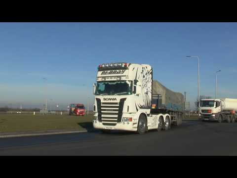 IMMINGHAM TRUCKS FEB 2019 Part2Trailer3