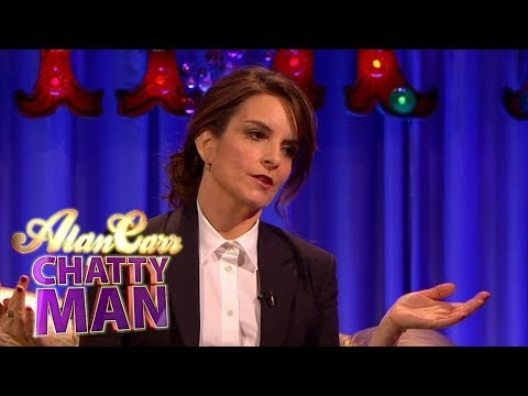 Tina Fey - Full Interview on Alan Carr: Chatty Man