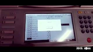 How To Reset Ricoh Printer