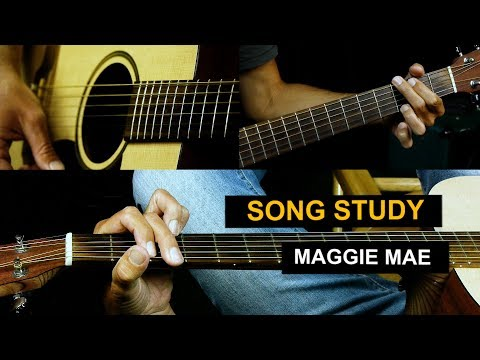 Maggie May Guitar Lesson - Easy Acoustic Song for Beginners