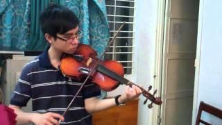 Xin Thánh Linh Cảm Thúc Tôi - cover by Naomi (with lyric & chords)