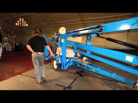 hqdefault product review genie tz 50 trailer mounted boom lift part 1 youtube genie tz 34 20 wiring diagram at bayanpartner.co