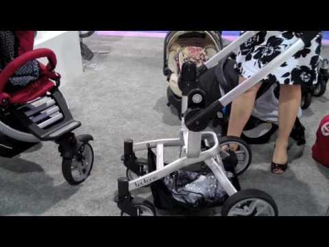 Teutonia TS 4000 Reversible Stroller Travel System