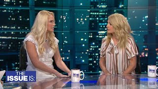 "Tomi Lahren vs Lisa Bloom on ""The Issue Is: with Elex Michaelson"""