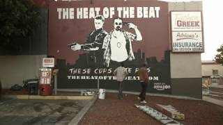 The Heat of the Beat Mural Project