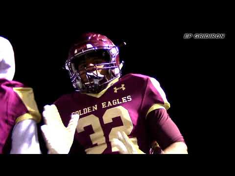 EP GRIDIRON 2017 - Andress Eagles vs. Burges Mustangs