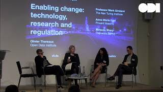 Sharing engineering data for the public good: enabling change