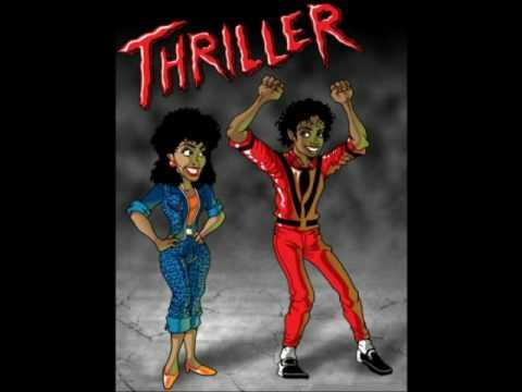 Michael Jackson THRILLER Tech House