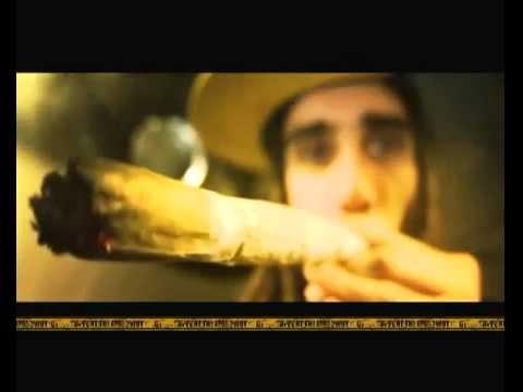 swan fyahbwoy - fuma weed videoclip oficial