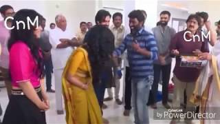 Anupama parameswaran boob and navel must watch!!