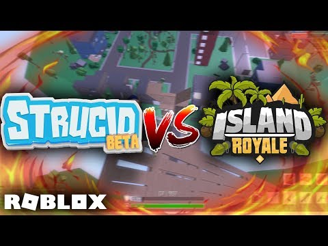 STRUCID VS ISLAND ROYALE (WHICH IS BETTER?) - YouTube