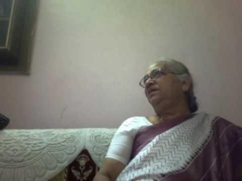 Amita saxena, wife of umesh chandra saxena, explains family liniage of Babuji part-2