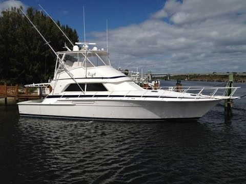 SOLD - 50 Bertram 1996 boat for sale from 1 World Yachts - SOLD