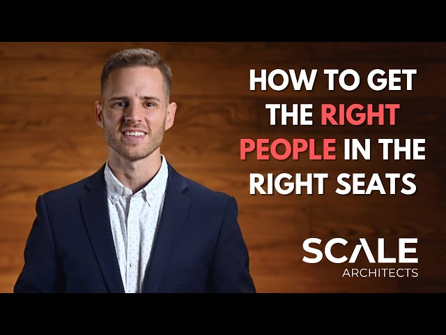 How to get the right people in the right seats