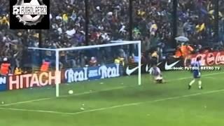 Boca 2 vs Talleres 1 Apertura 1998