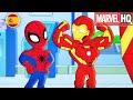 Aventuras de los superhéroes de Marvel | 1: Un gran lío | Marvel HQ España