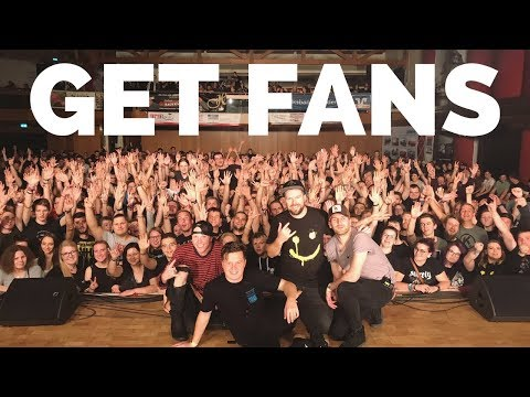 Music Marketing Secrets | Get Your First 100 Real Fans FAST