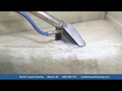 likeNU carpet,tile, upholstery & window cleaning for HOMES!