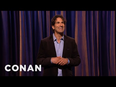 Gary Gulman Stand-Up 10/21/14  - CONAN on TBS