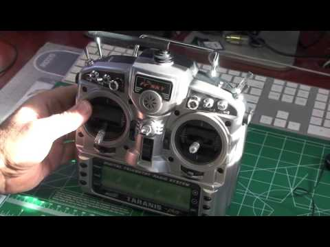 FrSky Taranis/OpenTx How To: Add Volume Control to Slider or Pot