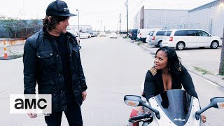 Ride with norman reedus: 'caramel curves' official sneak peek ep.105