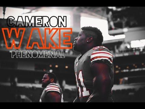 "Cameron Wake || ""Phenomenal"" || 2017 Highlights"
