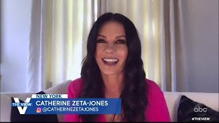 "Catherine Zeta-Jones on How Whoopi Goldberg Helped Decision to Join ""Prodigal Son"" 