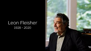 Sheep May Safely Graze - Leon Fleisher