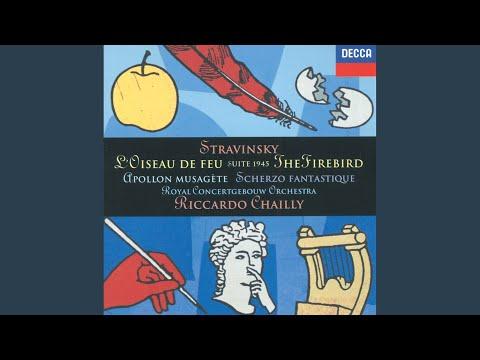 Stravinsky: The Firebird (L'oiseau de feu) - Suite (1945) - Pantomime I mp3