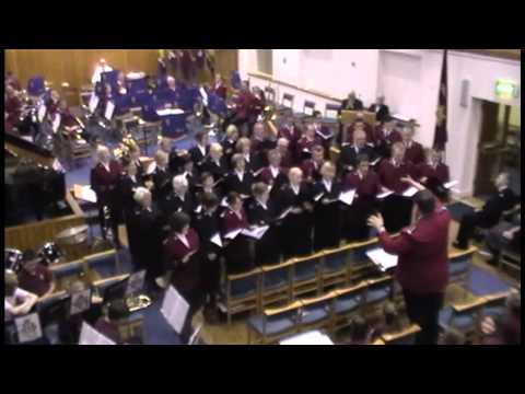 Winton Bournemouth SA Songsters - 'The City of God'