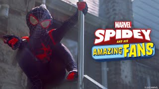 Spidey and his Amazing Fans - Meet the Winners