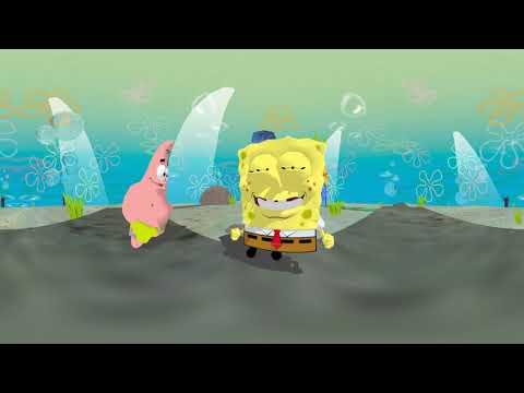Spongebob Squarepants! - 360° How to Blow a Bubble Technique