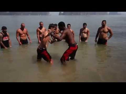 AKA Thailand Remote Island Training - MMA Muay Thai Fitness Phuket