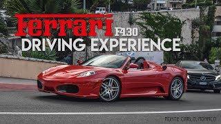 Ferrari F430 Driving Experience in Monaco